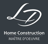 logo LD home construction